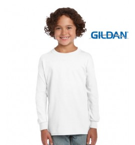 Gildan Ultra Cotton Kids L/S Tee