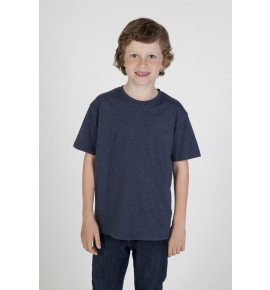 Ramo Kids Marl Crew Neck T-shirt