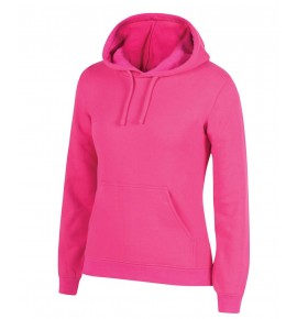 JB's Wear Ladies Fleecy Hoodie Without Zip