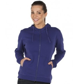 JB's Wear Ladies Full Zip Hoodie