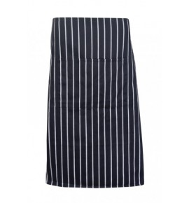 Ramo Striped Apron - Full-waist