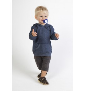 Ramo Babies Heather Hoodie	(new)