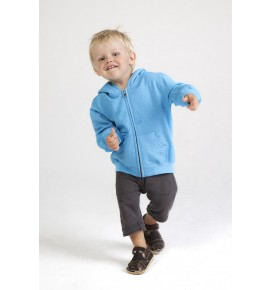 Ramo Babies Heather Zip Hoodie (new)