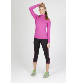 Ramo Ladies Greatness Half Zip Mock Neck (new)