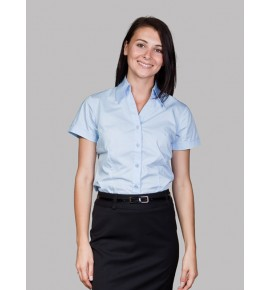 Quoz Ladies Composure short sleeve shirt