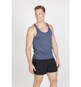 Ramo Mens Greatness Athletic T-back Singlet (new)