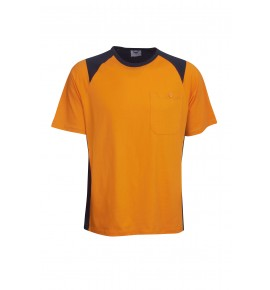 100% Cotton Hi Vis T-shirt