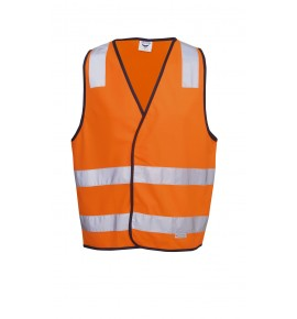 Hi Vis Safety Vest ( Day / Night Use - H Pattern )